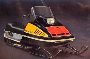 340 TNT Ski-Doo